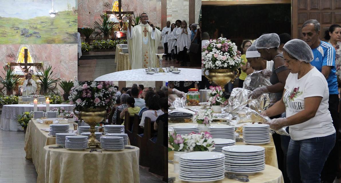 + ABERRAÇÕES: Mais uma missa de Quinta-Feira Santa que e celebrada sacrilegamente.