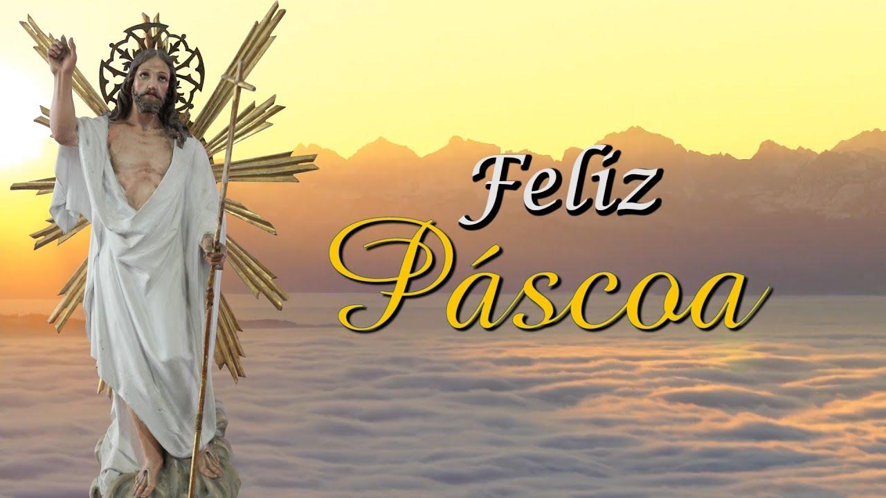 Feliz Páscoa –  Arautos do Evangelho.