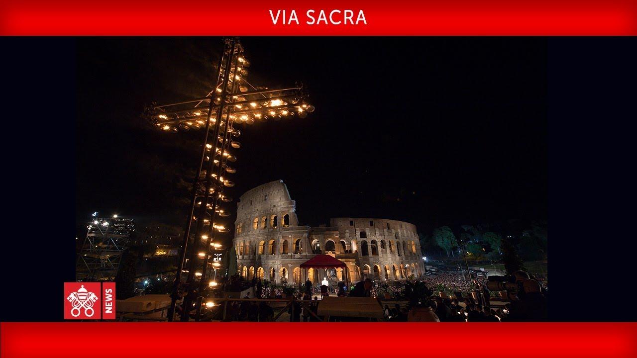 Papa Francisco – Via Sacra 2019-04-19