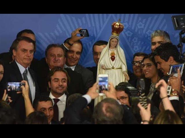 21-5 – A CONSAGRAÇÃO DO BRASIL AO IMACULADO CORAÇÃO DE MARIA
