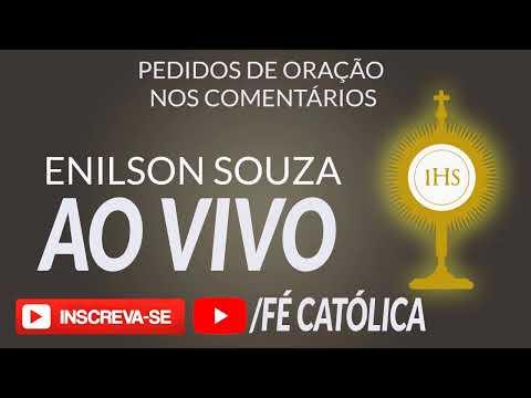 PEDINDO O DOM DA FÉ (LIVE) Fé Católica