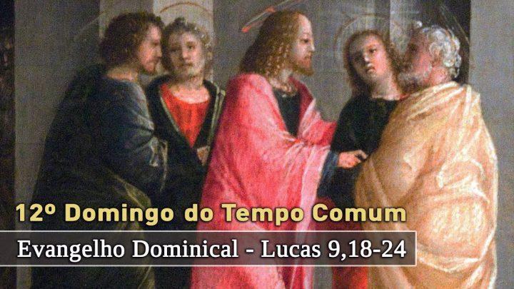 12º Domingo do Tempo Comum – Tu és o Cristo de Deus – Arautos do Evangelho