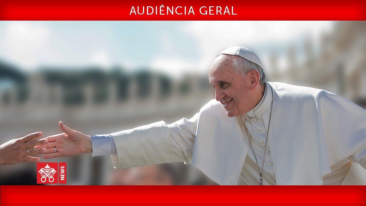 Papa Francisco – Audiência Geral 2019-06-12