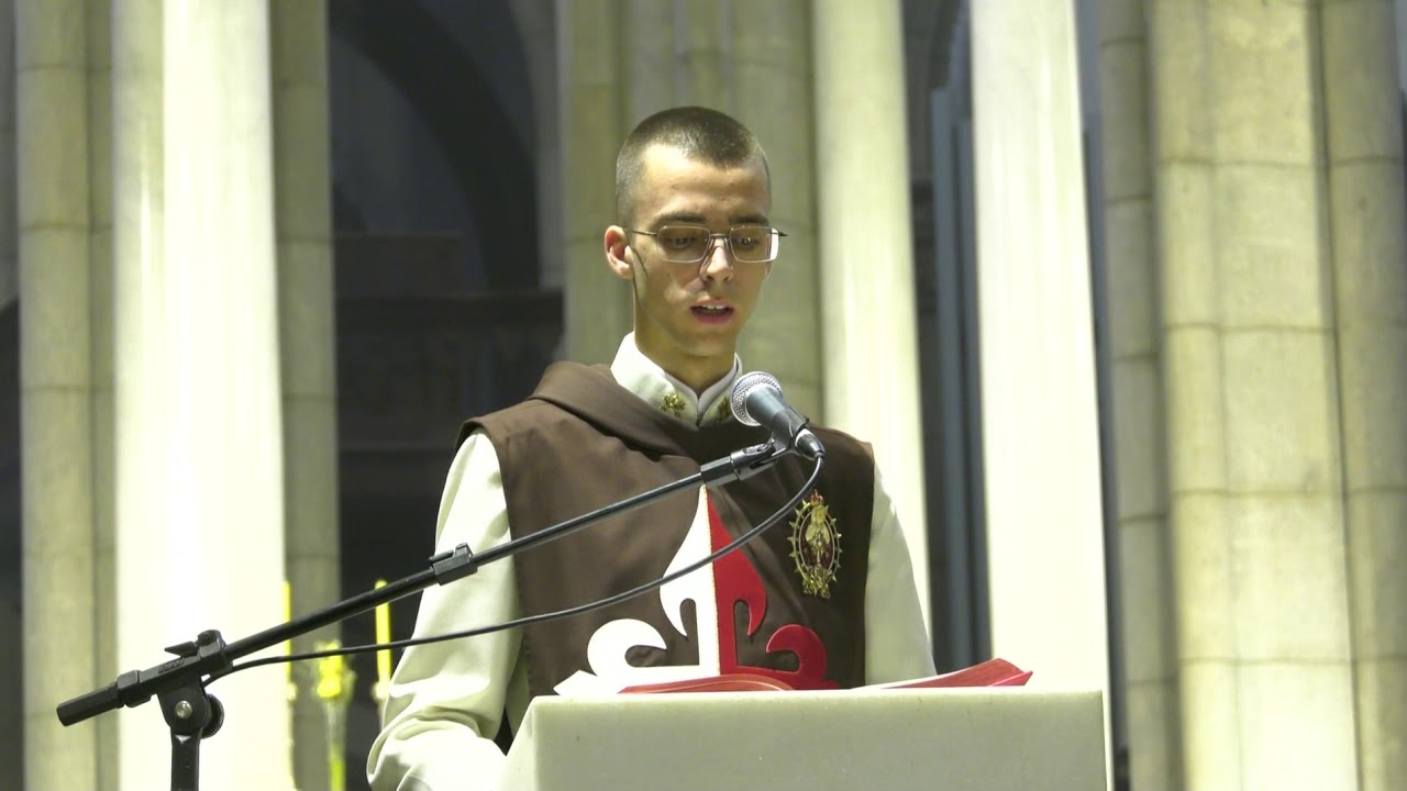 Santa Missa ao Vivo – Memória de São Justino Mártir – Catedral da Sé – São Paulo.