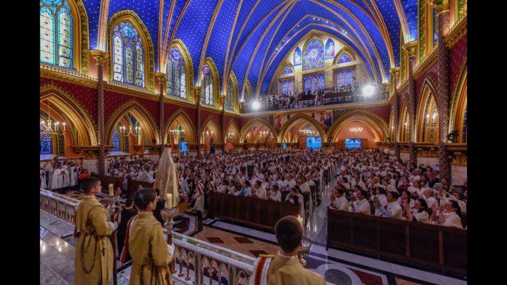 Abertura do Congresso de Cooperadores – Coroação e homenagem a Nossa Senhora do Bom Sucesso