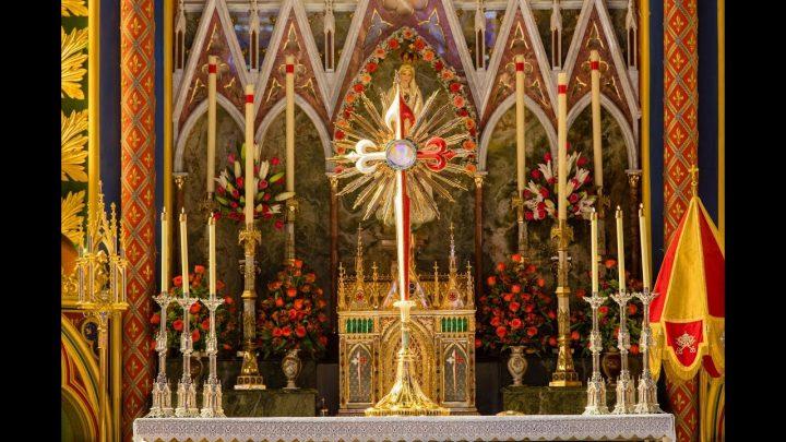 Congresso de Cooperadores – Adoração ao Santíssimo Sacramento.Envie suas intenções.