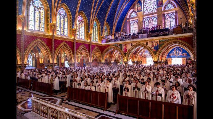 Congresso de Cooperadores – Santa Missa. Envie suas intenções.