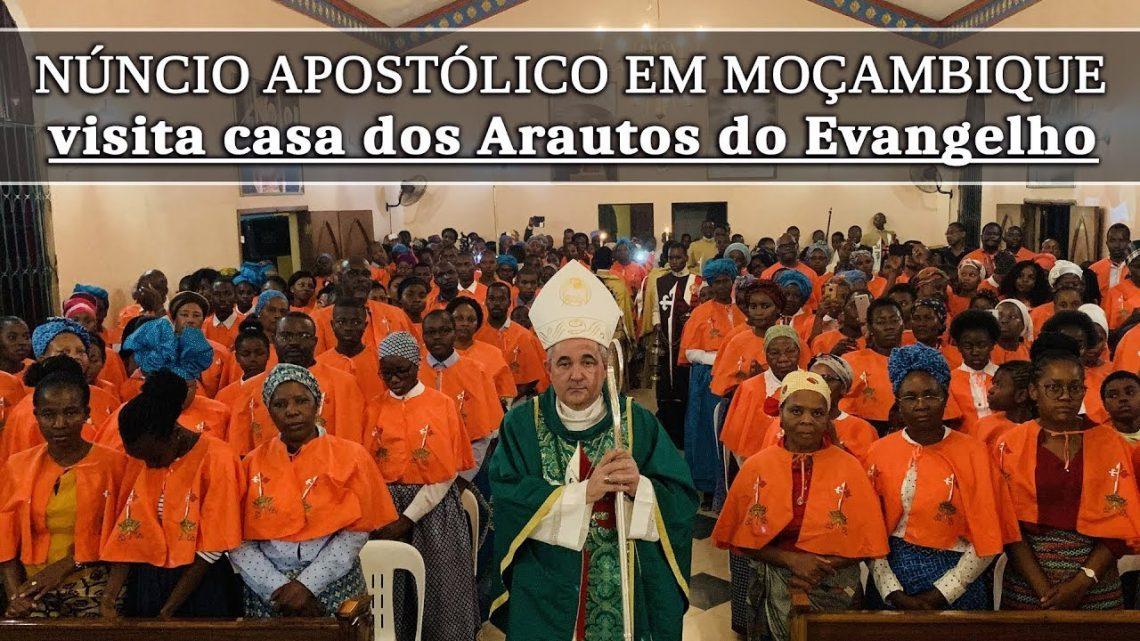 Núncio Apostólico visita casa dos Arautos em Moçambique –  Arautos do Evangelho