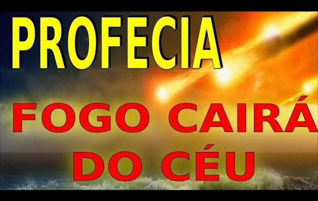 Profecia – FOGO CAIRÁ DO CÉU – BISPOS CONTRA BISPOS