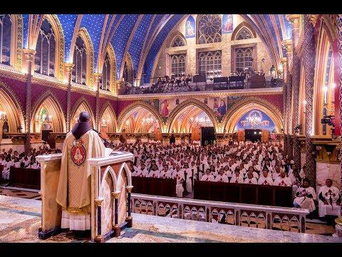 Santa Missa para a abertura do Congresso de Cooperadores – Arautos – escreva ás sua intenções.