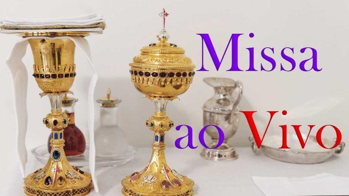 Santa Missa -Santa Maria Madalena – para o amor nada e impossível – Arautos do Evangelho.