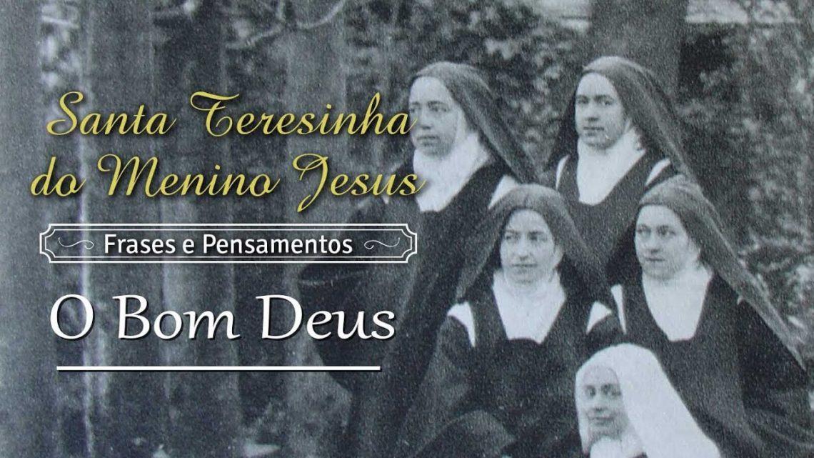 Santa Teresinha do Menino Jesus – O Bom Deus – Arautos do Evangelho.
