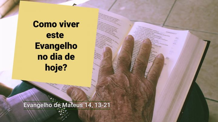 O Evangelho do dia com Dom Mário Spaki 05-08-2019