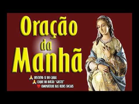 ORAÇÃO DA MANHÃ – SENHOR, FAZ MILAGRES EM MINHA CASA