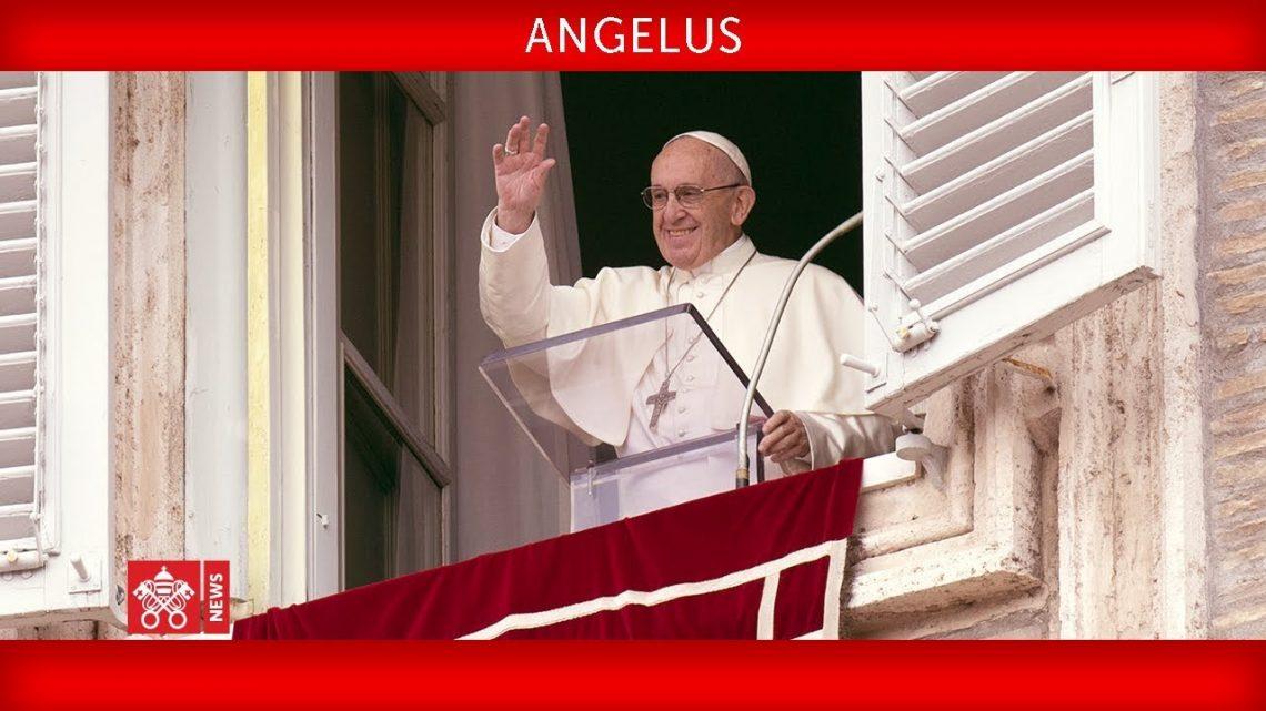 Papa Francisco – Oracão do Angelus 2019-08-15