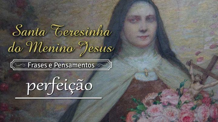 Santa Teresinha do Menino Jesus – Perfeição – Arautos do Evangelho.