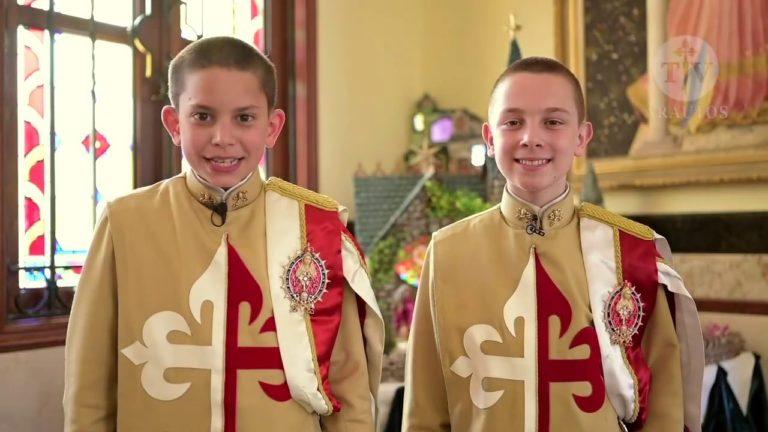 Concerto e Missa do Galo com os Arautos  na Rede TV