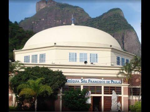 Primeiro Sabado – Igreja Sao Francisco de Paula – Rio de Janeiro. Deixe Suas Intenões.