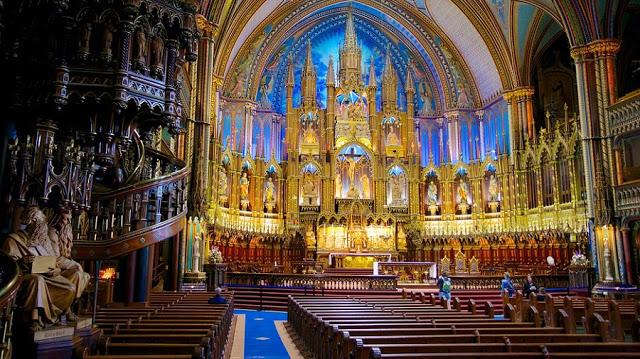Presidente dos Bispos Católicos de Quebec diz que na pandemia, mais uma vez, governo, coloca Igrejas, locais de culto, bares, cinemas e cassinos na mesma categoria.