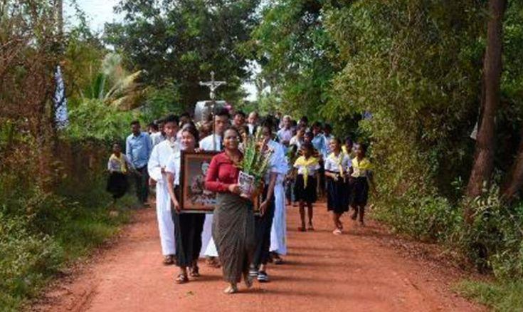 No Camboja, depois de seis meses, reiniciam-se as celebrações com a presença de fiéis deste pequeno país asiático. Mais que uma boa notícia, uma graça, diz missionário do PIME.