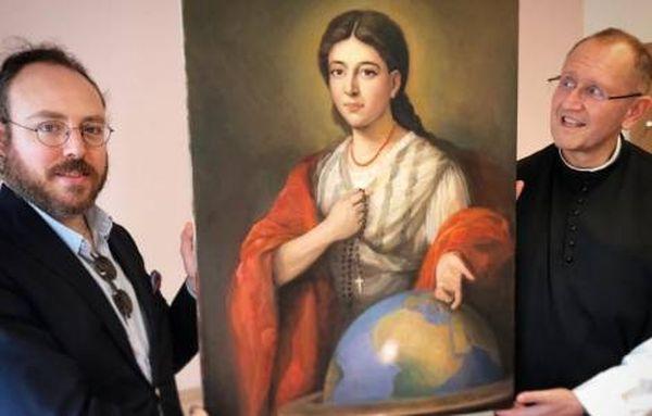 """Ao chamado de Deus para dar a vida, Pauline Jaricot respondeu: """"Aqui estou, envia-me"""". E este é o tema da mensagem para o Dia Mundial das Missões de 2020."""