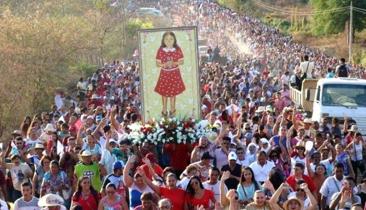 As cerimõnias de Beatificação de Benigna estavam marcadas para ocorrer no dia 21 de outubro deste ano; mas tiveram que ser adiadas por causa da pandemia do coronavírus e ainda não tem data para realizado.