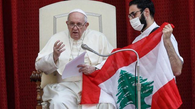 Depois de dedicar boa parte da Audiência Geral à situação do Líbano, Papa Francisco convoca para a próxima sexta-feira um dia de Jejum e Orações pelo País dos Cedros.