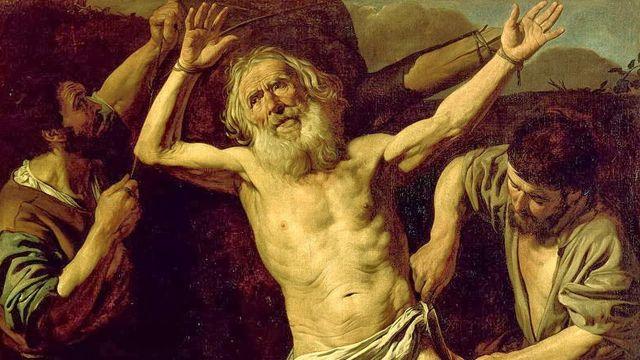 São Policarpo tinha grande autoridade entre os cristãos por ter sido formado por São João Evangelista. Ele dirigiu-se a Roma coma finalidade de combater os hereges que lá existiam e dissipar seus erros.