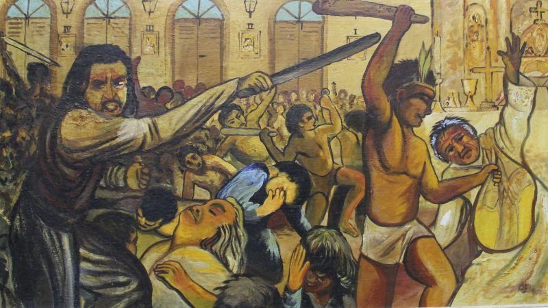 Os Santos Mártires foram canonizados em 15 de outubro de 2017, em cerimônia presidida pelo Papa Francisco, na Praça São Pedro.