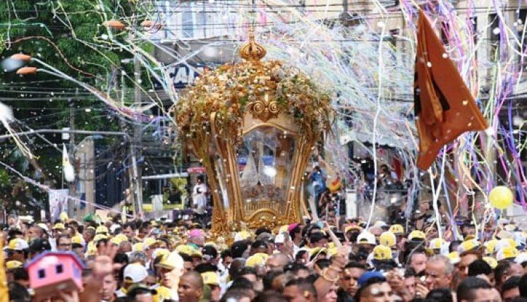 A Festa do Círio de Nazaré será comemorada no dia 11 de outubro, quando se completam os 228 anos de comemorações da festa mariana que leva às procissões cerca de dois milhões de paraenses.