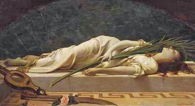 Por causa da perseguição aos cristão o Papa refugiava-se nas catacumbas. Uma jovem nobre o procurou e pediu o batismo. A jovem era Santa Cecíla, virgem e mártir.