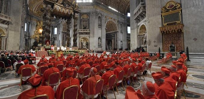 Papa Francisco surpreende ao anunciar na Praça São Pedro um Consistório para o mês de novembro e a criação de 13 novos Cardeais.