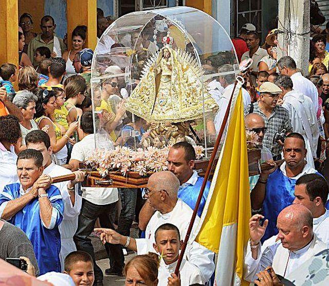 Diocese de Cienfuegos, em Cuba, instituiu 117 Ministros da Palavra e 93 Ministros Extraordinários da Comunhão.