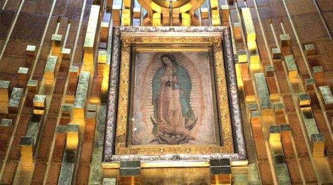 Cardeal Retes: por causa do cronavírus, o Santuário Mariano de Guadalupe permanecerá completamente fechado de 10 a 13 de dezembro.