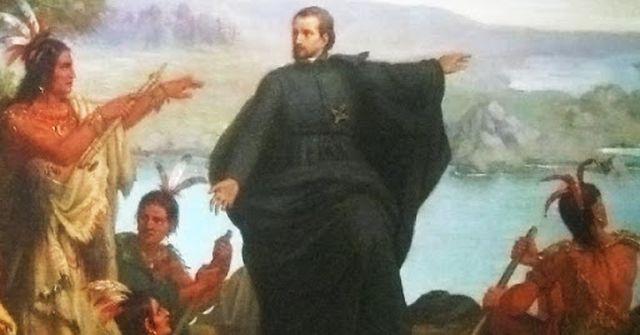"""Seu trabalho missionário foi decisivo para a expansão do cristianismo no sul da Ásia. Por isso São Francisco Xavier é chamado o """"São Paulo das Índias""""."""