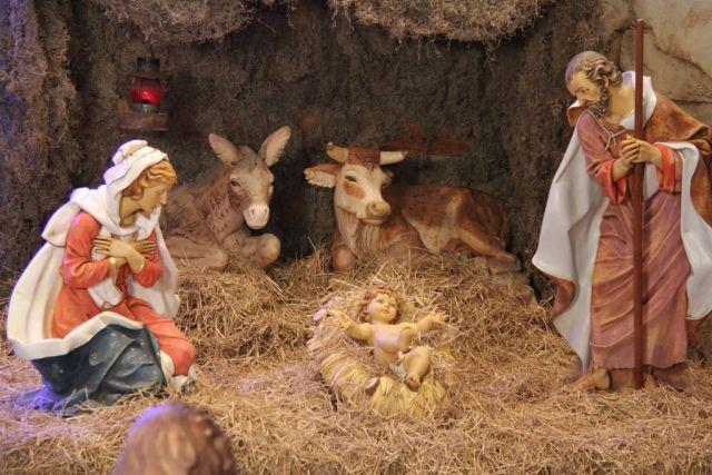 """Papa exorta todos a """"apressar o passo"""" rumo ao Santo Natal, aquele Natal que é o verdadeiro Natal, isto é, o nascimento de Nosso Senhor Jesus Cristo."""