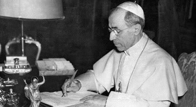 Para os judeus ficava claro que Pio XII estava do lado deles, que o Papa e seus colaboradores fariam tudo ao seu alcance para salvá-los.