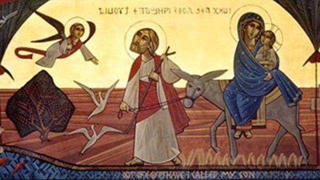 """O """"Caminho da Sagrada Família"""" interliga lugares percorridos por Jesus, Maria e José na fuga para o Egito para escapar da violência do rei Herodes."""