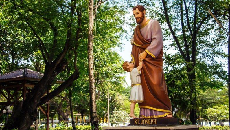 A Gruta de São José não será apenas um ponto de referência, mas também um importante lugar de oração para as pessoas que viajam por aquelas estradas.
