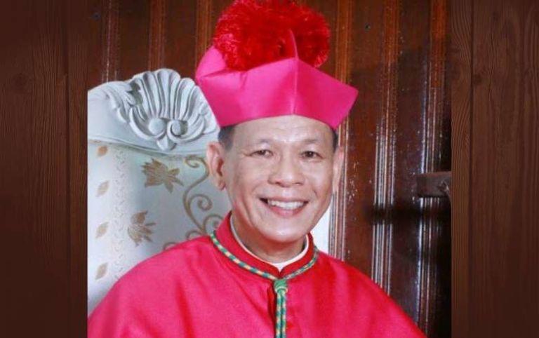 O novo arcebispo de Manila, que foi elevado ao Colégio Cardinalício em novembro, fará 69 anos em 30 de março.
