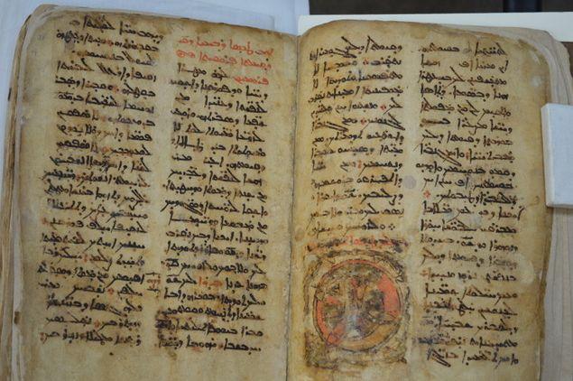 Papa Francisco devolveu a Qaraqosh um Livro Litúrgico histórico que foi salvo da fúria do Estado Islâmico e que foi restaurado em Roma.