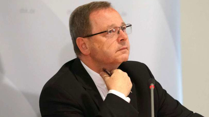 Presidente da Conferência Episcopal Alemã, Georg Bätzing, despreza o documento da Congregação da Doutrina da Fé sobre as uniões homossexuais.