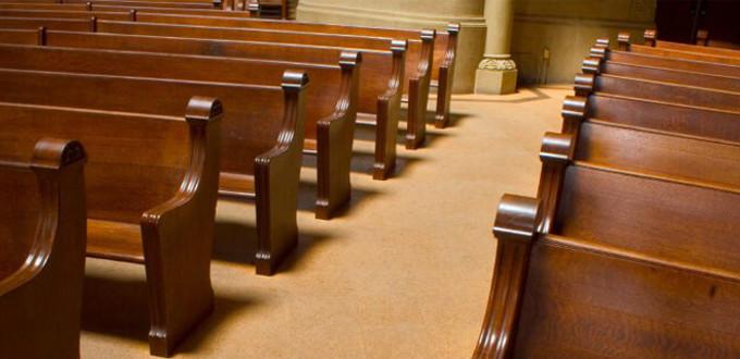 Pesquisa Gallup indica que, pela primeira vez, maioria dos americanos não só não vão a igreja, mas afirmam não ser afiliado a qualquer religião.