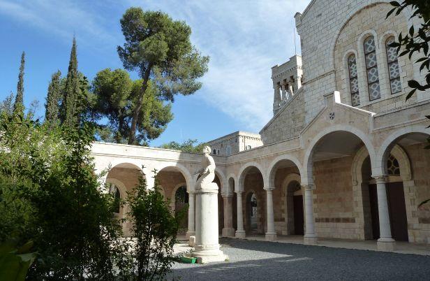 A Vigília de Pentecostes promovida pelos Ordinários Católicos será celebrada na Igreja de Santo Estêvão, em Jerusalém, pedindo uma verdadeira Paz na Terra Santa.