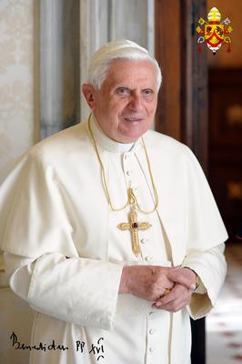 Joseph Ratzinger, o Papa Emérito, nasceu em Marktl am Inn, na Alemanha, num Sábado Santo: 16 de abril de 1927.